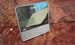 Звуковая база для iPod с встроенными колонками, радио, будильник, DVD