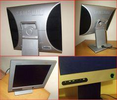Samsung SyncMaster 171P VGA DVI kultowy modeL Design Porsche