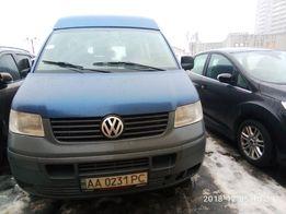 Продам T5 WV 2004 г.Специализ.грузопасс.фургон,малотонажн