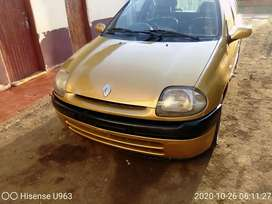 Renault Clio 2 hundred percent good
