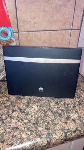 Huawei LTE Router for sale