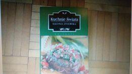 Sprzedam książki kulinarne