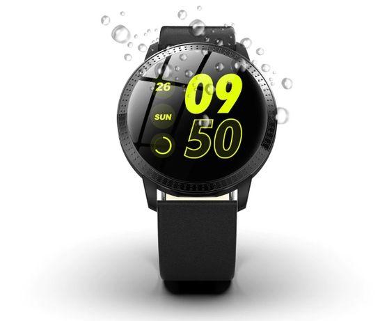 Фитнес браслет LEMFO CF18 с цветным екраном, тонометром давления крови Львов - изображение 3