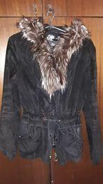 Женская куртка замшевая 1000 руб