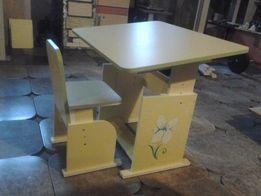 Універсальна, регулююча дитяча парта-стіл. Нова. Не китайські.