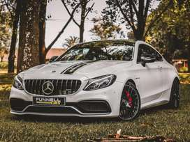 2016 Mercedes-AMG C-Class C63 S Coupe For Sale