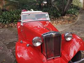 MG TD 1950 MODEL FOR SALE