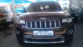 2015 Jeep Grand Cherokee V6  Engine Capacity with Automatic Transmissi