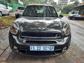 2017 Mini Cooper 1.6 with leather seats with double sunroof