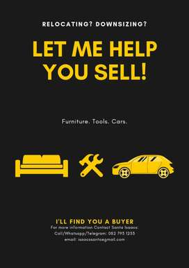 Find it srressful finding a suitable buyer for your goods?
