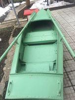 лодка алюминиевая клёпанка