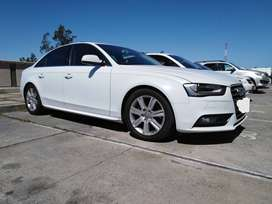 Its a 1.8 T SE, 125kw with sunroof, has S-Line suspension.
