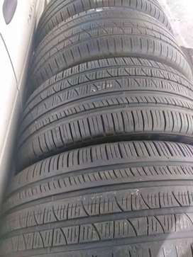 4×295/45/20 Pirelli Runflat tyres for sale it's available now