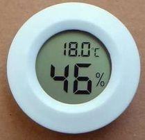 Цифровой гигрометр термометр