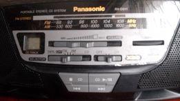 Магнитофон Panasonik RX-DS11