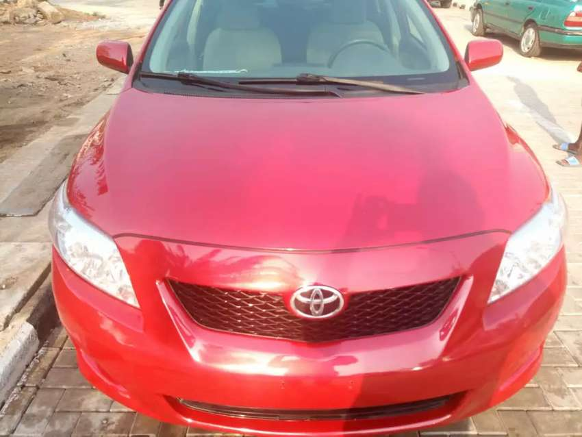 Very Clean 2010 Toyota Corolla ,first body non accidented 0