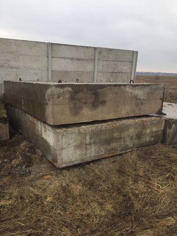 Бетонная плита, бетонная платформа для билбордов Гора - изображение 8