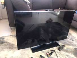 Flat screen samsung tv ,was uasd for two years