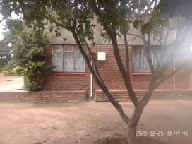 5 ROOMED ZINC ROOFED HOUSE + 2 SEPARATE ROOM +OUTDOOR TOILETS+GARDEN