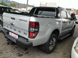2018 Ford Ranger 3.2WildTrack Automatic Double Cab 70,000km R360,000