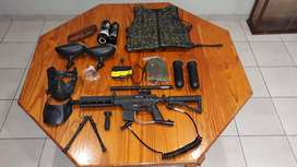 Paintball (Gun/Gear)