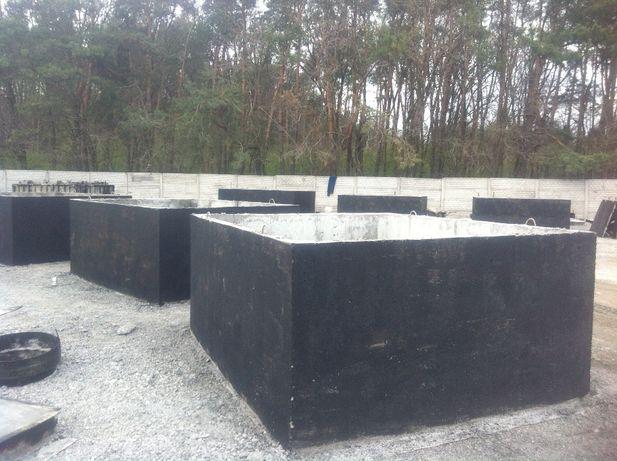 szambo szamba betonowe 10m3 i inne zbiorniki na ścieki Lublin 4 - 12m3 Lublin - image 3