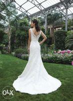 Продам свадебное платье sincerity, pronovias