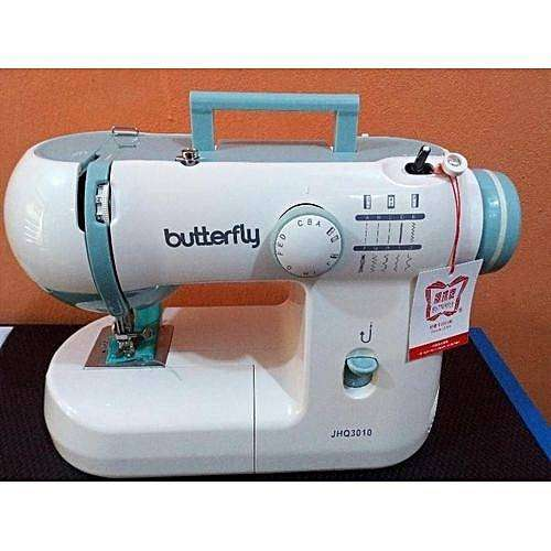 Butterfly BUTTERFLY JHQ3010 PORTABLE SEWING MACHINE 0