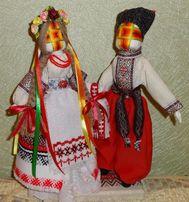 Кукла, лялька мотанка Нерозлучники