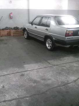 Vw jetta 1.8 cli, converted to carburetor