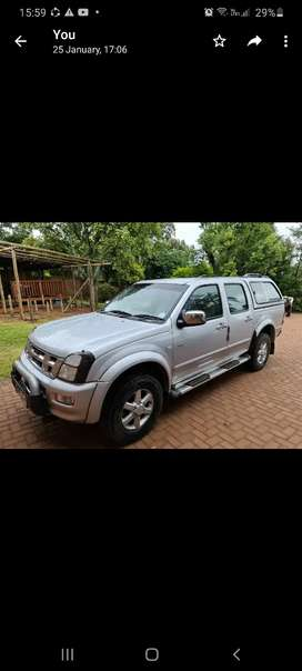 Isuzu 3.0 D/Cab for sale