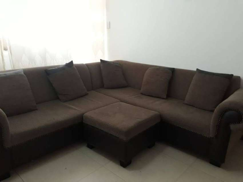 Selling TV stand and corner couch 0