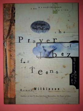 The Prayer Of Jabez For Teens - Bruce Wilkinson.