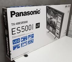 """Телевизор Panasonic TX-49ESR500 Официальный с гарантией в Киеве 49"""""""