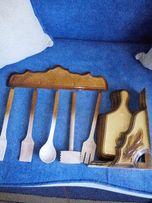 Кухонные изделия из дерева