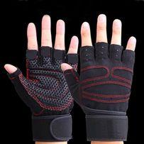 Перчатки для спорта, фитнеса.