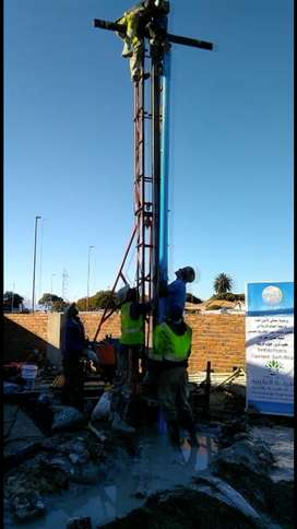 Borehole drilling in all areas