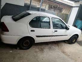 Ford ikon, white good condition