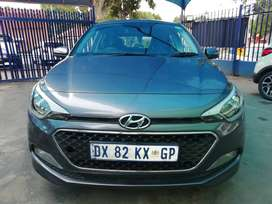 2015 HYUNDAI i20 FLUID 1.4 NEW SHAPE