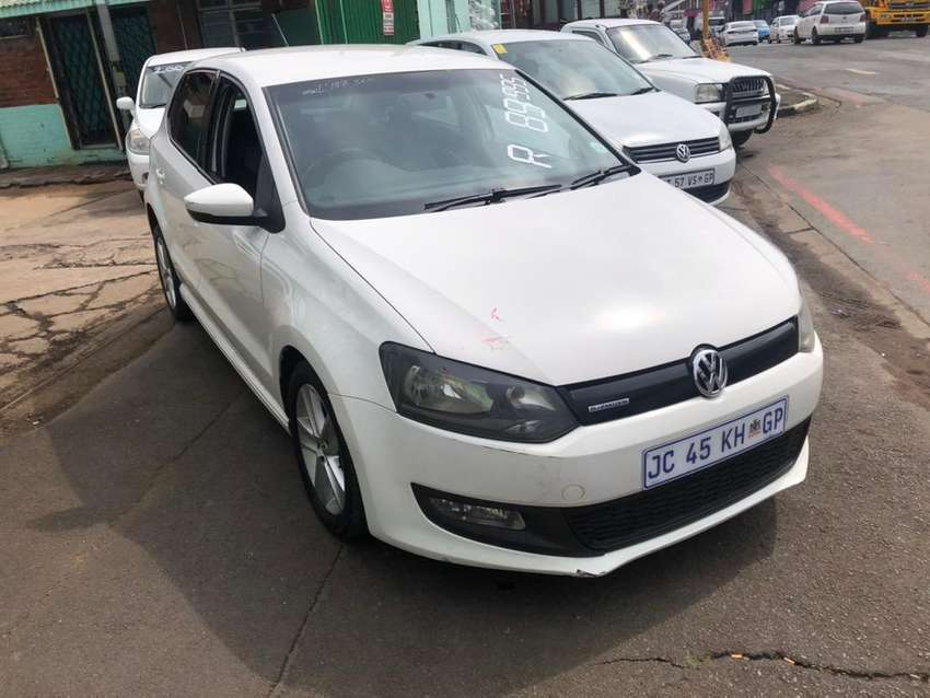 2013 polo bluemotion 1.2 TDI 0