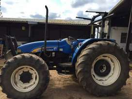 New Holland TD90 tractor 4x4