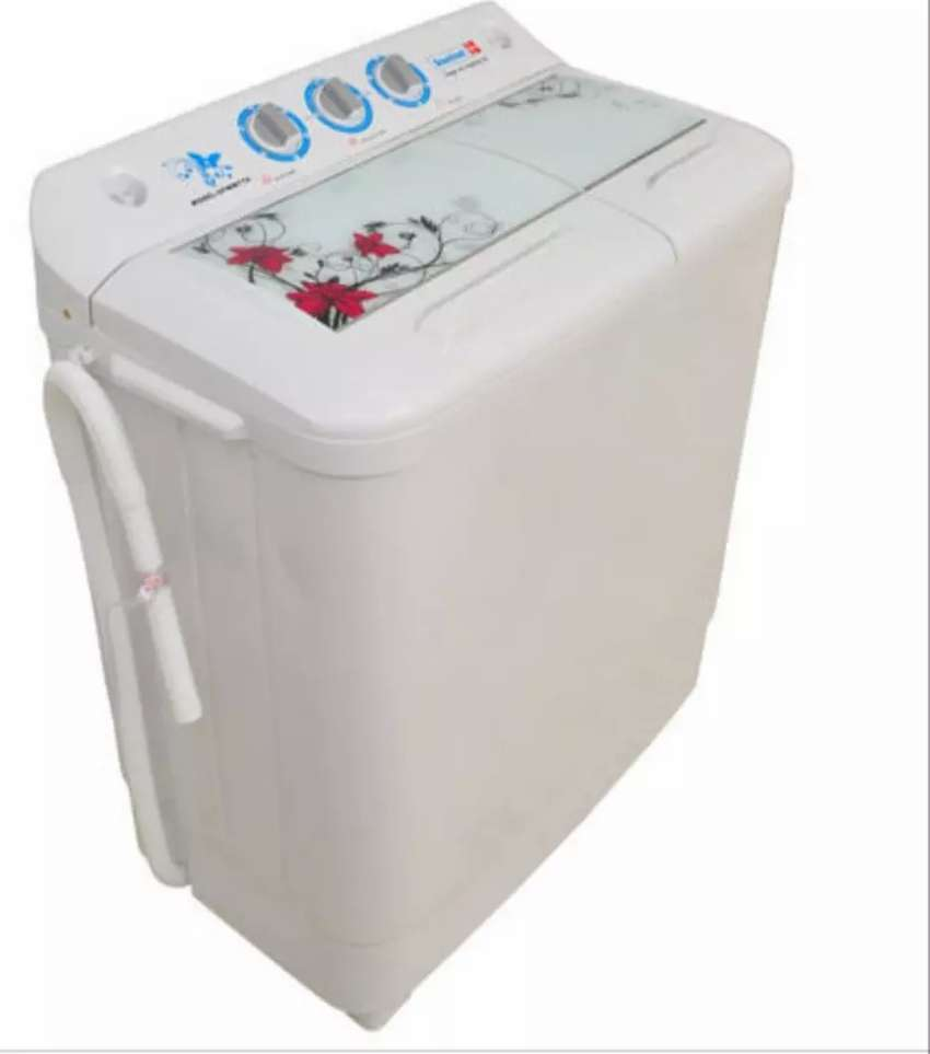 Scanfrost 8kg washing machine for sale 0