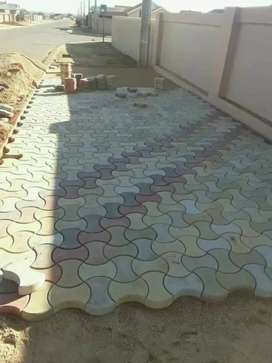 We pave the way, South Africa's most famous paving installers &repairs