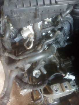 POLO 8 TSI ENGINE 1.0 FOR STRIPING AVAILABLE