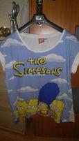 Bluzka Simpsons !!!