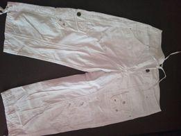 Tanio białe spodnie!