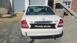 Am selling a Mazda etude 1.6 great fuel saver.