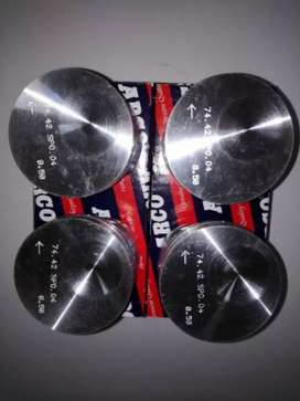 Ford Bantam/Fiesta Rocam piston sets