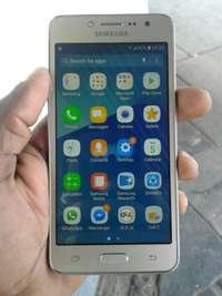Image of Samsung Galaxy Grand Prime+ Gold phone