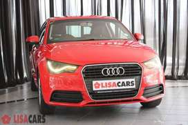 AUDI A1 1.4T FSI ATTRACTION 3D